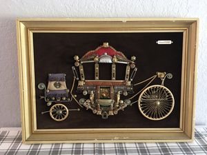 Artwork - junk art. Made with found items for Sale in Plantation, FL
