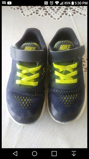 11 c size nike shoes for Sale in Denver, CO