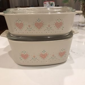 Vintage Corningware Forever Yours for Sale in Hollywood, FL