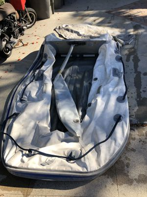 Boat - 8ft dinghy with motor for Sale in Torrance, CA