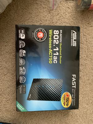 ASUS Dual-band Router for Sale in San Diego, CA