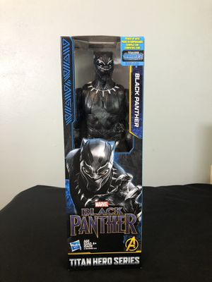 Black Panther Action Figure for Sale in Fairfax, VA