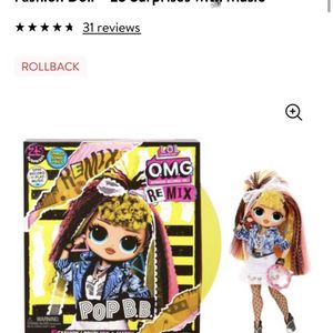 Lol Surprise Omg Remix Doll POP Bb for Sale in Bloomington, CA