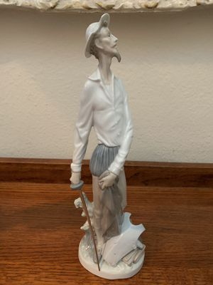 "Lladro Don Quixote Standing - 12"" figurine for Sale in Rancho Cucamonga, CA"