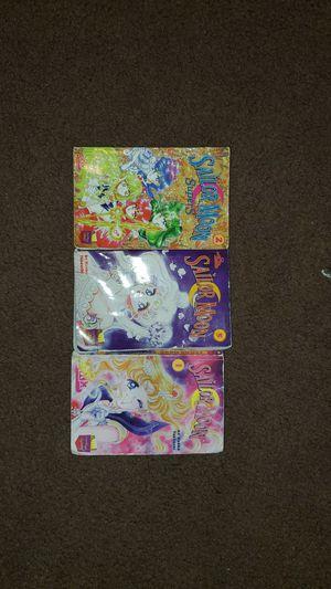 Sailor Moon Pocket Manga for Sale in Richmond, VA