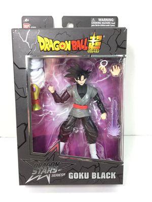 DragonBall Super Dragon Stars Series Goku Black Action Figure for Sale in Kent, WA