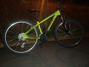 Hardrock mountain bike dont want to part with it but rent is due for Sale in Vancouver, WA