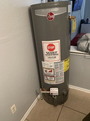 Water heater gas for Sale in Houston, TX
