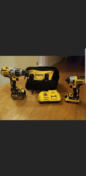 Dcd996 Flex 20v dewalt hummer drill and driver brushless for Sale in Chelsea, MA