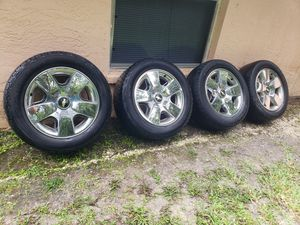 """Factory Chevy 20"""" Rims for Sale in Naples, FL"""