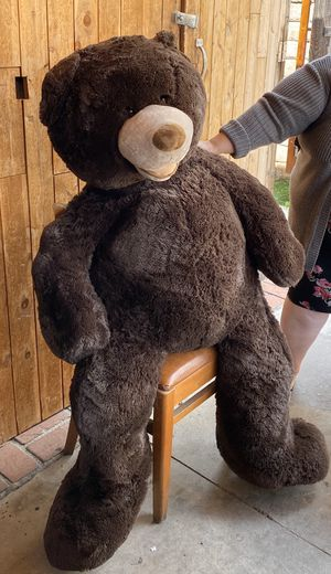 Giant 53 Inch Plus Teddy Bear HUGFUN NEW GRADUATION Day gift for Sale in Lake View Terrace, CA