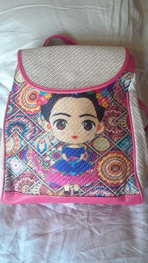 Frida Kahlo Pink Backpack for Sale in Westminster, CO