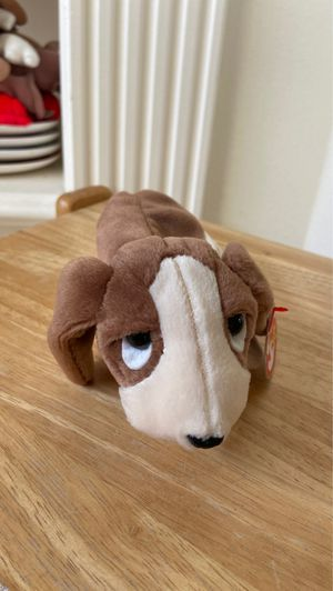 Tracker 🐕 beanie baby for Sale in Houston, TX