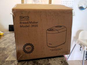 SKG bread maker for Sale in Margate, FL