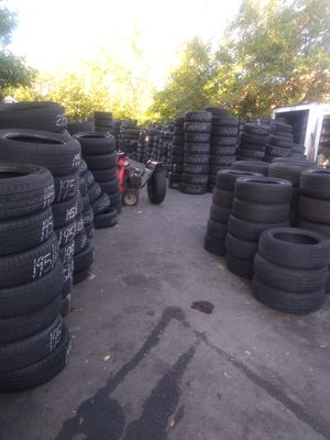 Fast&goo Hartford CT hole sale use tires {contact info removed} for Sale in Hartford, CT