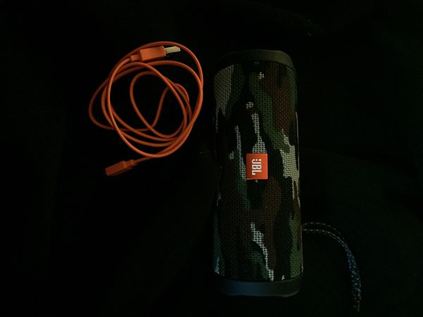 JBL Flip4 Bluetooth waterproof speaker
