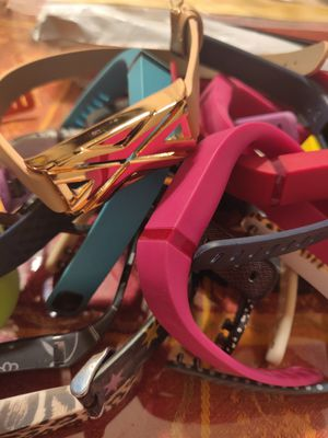 Fitbit 1 bands lot for Sale in Garden Grove, CA