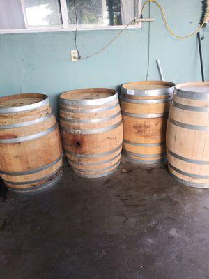Vendo barriles a 70 cada uno for Sale in San Jose, CA