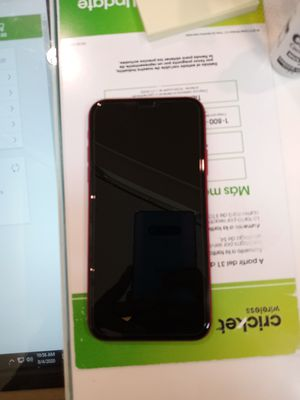 Red iphone 11 for Sale in Penn Hills, PA