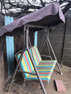 Outdoor Porch Swing for Sale in Mesa, AZ