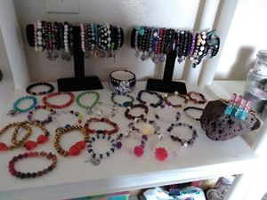 Essential Oil Bracelets selected sizes and styles for Sale in Salinas, CA