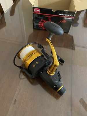 Spinfisher V 8500 and Daiwa Sealine Surf for Sale in Cypress, CA