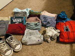 BOYS CLOTHES SIZE 5/6 Read description for Sale in Clovis, CA