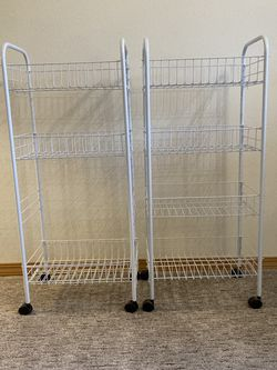 2 - Rolling Metal Carts for Sale in Vancouver,  WA