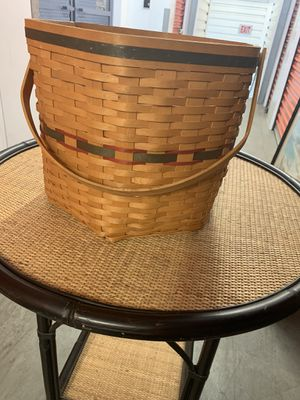 longaberger basket for Sale in Claremont, CA