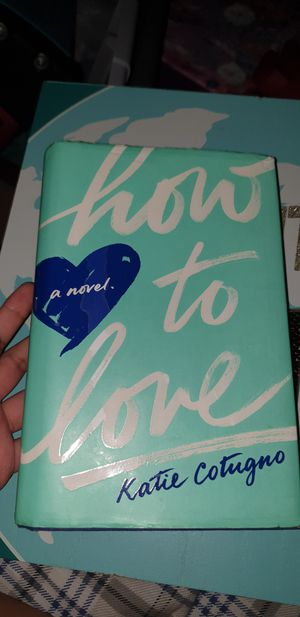 How To Love Novel for Sale in San Antonio, TX