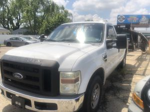 2008 Ford F-250 and 2006 Kaufman Wedge Two Car Hauler for Sale in Columbus, OH