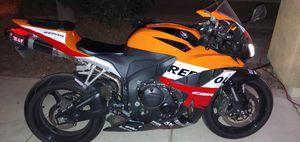 Honda CBR 600RR 2007 for Sale in Queen Creek, AZ