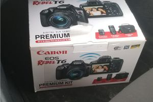 Canon Rebel T6 for Sale in Erie, CO