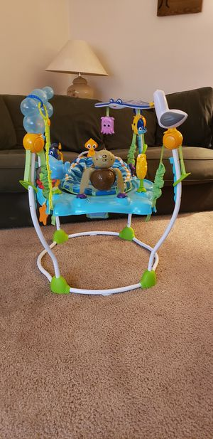 Finding Nemo baby bouncer. for Sale in Oakland, MN