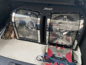 Speaker and Power for Sale in Daly City, CA