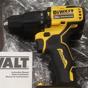 Brand new Dewalt 20v Brushless hammer Drill Tool Only for Sale in Fresno, CA