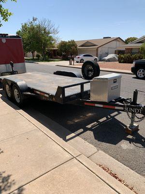 Flatbed Trailer for Sale in Mesa, AZ