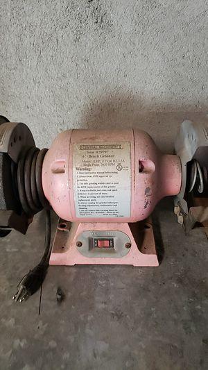 """6"""" bench grinder for Sale in Fresno, CA"""