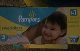 Big BOXES of huggies and pampers for Sale in Portland, OR