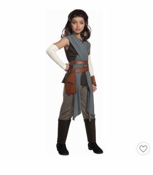 Halloween costume star war Rey girl size L for Sale in Largo, FL