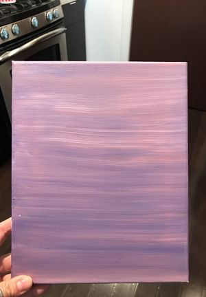 """Smooth Purple Painting 8x10"""" for Sale in Columbus, OH"""