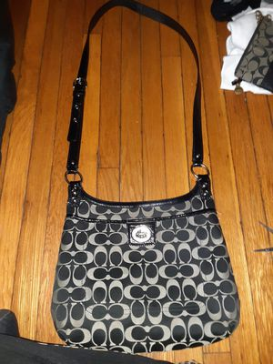 Authentic coach purse for Sale in Beverly, MA