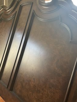 King Size Bed Frame for Sale in Costa Mesa,  CA