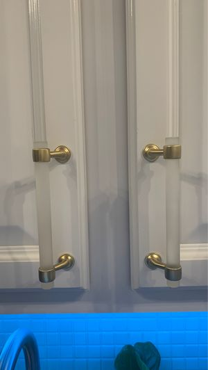 Kitchen cabinet handles for Sale in New York, NY