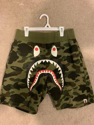 Bape Shark Shorts for Sale in Seattle, WA