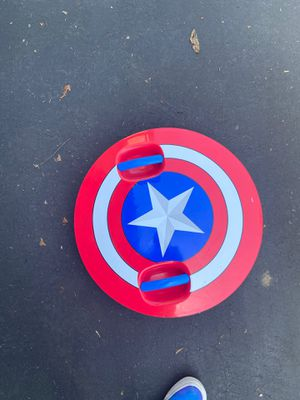 Captain America shield with wheels for Sale in Lake Forest, CA
