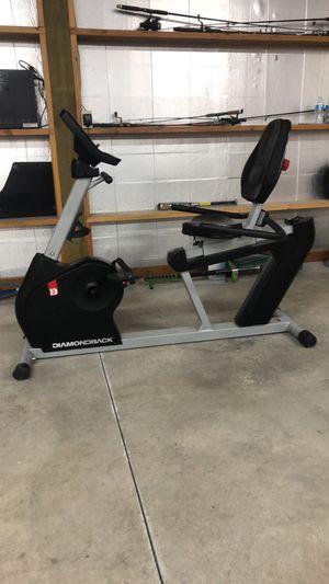 Diamondback Fitness 500Sr Step-Thru Recumbent Bike for Sale in Ridgefield, WA