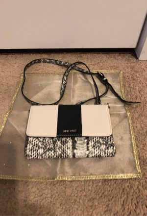 Brand new Nine West Shoulder Bag in Black and Beige for Sale in Kensington, MD