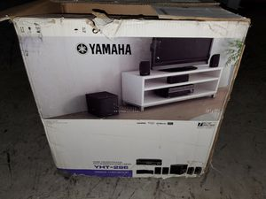Yamaha YHT-296 Home Thearter 5.1, receiver, speakers & sub for Sale in Doral, FL