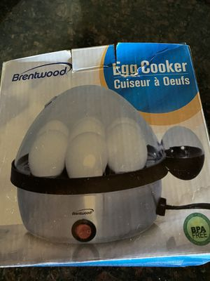 New egg cooker for Sale in San Jose, CA